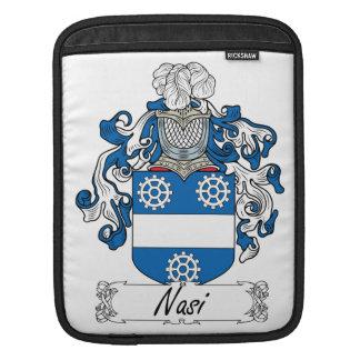 Escudo de la familia de Nasi Fundas Para iPads