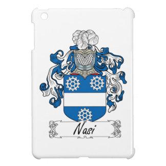 Escudo de la familia de Nasi iPad Mini Carcasas