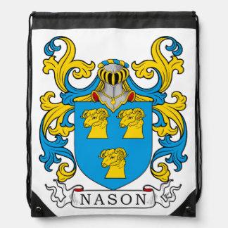 Escudo de la familia de Nason Mochilas