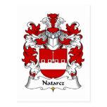 Escudo de la familia de Natarcz Postales