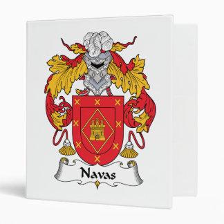 Escudo de la familia de Navas