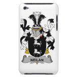 Escudo de la familia de Neilan iPod Case-Mate Carcasa