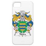 Escudo de la familia de Neira iPhone 5 Case-Mate Carcasas