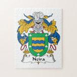 Escudo de la familia de Neira Puzzle Con Fotos