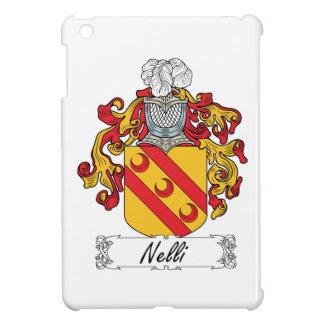 Escudo de la familia de Nelli iPad Mini Funda