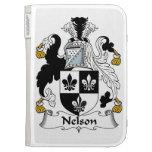 Escudo de la familia de Nelson