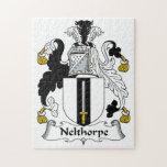 Escudo de la familia de Nelthorpe Puzzle