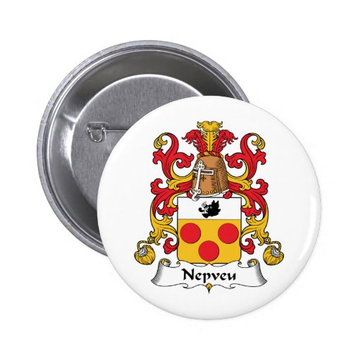 Escudo de la familia de Nepveu Pin