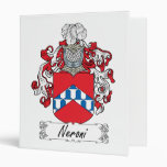 Escudo de la familia de Neroni