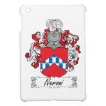 Escudo de la familia de Neroni iPad Mini Cárcasa