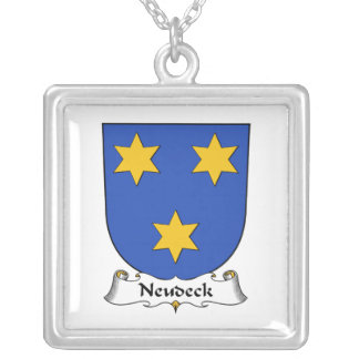 Escudo de la familia de Neudeck Colgante