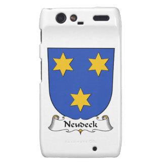 Escudo de la familia de Neudeck Droid RAZR Funda
