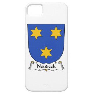 Escudo de la familia de Neudeck iPhone 5 Case-Mate Cobertura