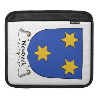 Escudo de la familia de Neudeck Fundas Para iPads