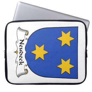Escudo de la familia de Neudeck Manga Computadora