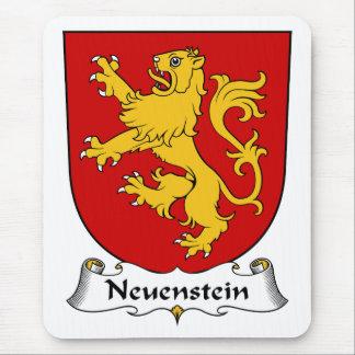 Escudo de la familia de Neuenstein Alfombrillas De Ratón
