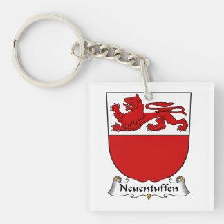 Escudo de la familia de Neuentuffen Llaveros