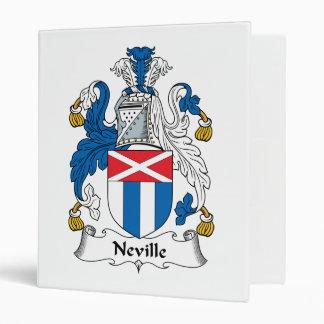 Escudo de la familia de Neville
