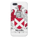 Escudo de la familia de Neville iPhone 5 Protectores
