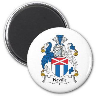 Escudo de la familia de Neville Iman De Nevera