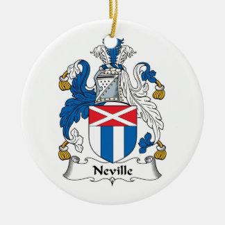 Escudo de la familia de Neville Ornamentos De Reyes