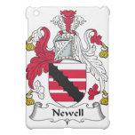 Escudo de la familia de Newell