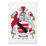 Escudo de la familia de Newell iPad Mini Cárcasa