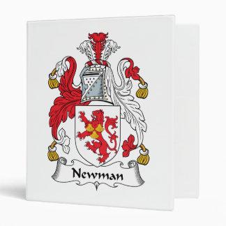 Escudo de la familia de Newman