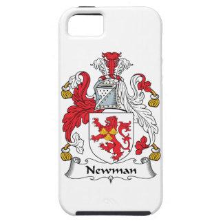 Escudo de la familia de Newman iPhone 5 Fundas