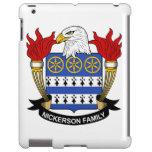 Escudo de la familia de Nickerson