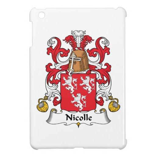 Escudo de la familia de Nicolle