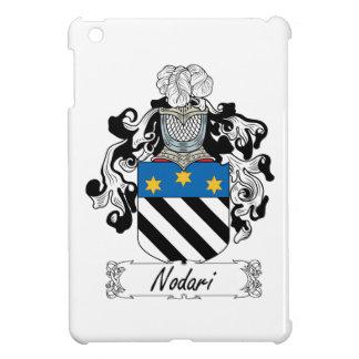 Escudo de la familia de Nodari iPad Mini Carcasa