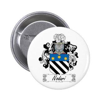 Escudo de la familia de Nodari Pin