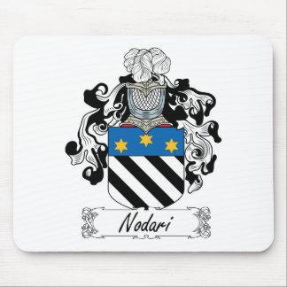 Escudo de la familia de Nodari Tapete De Ratón