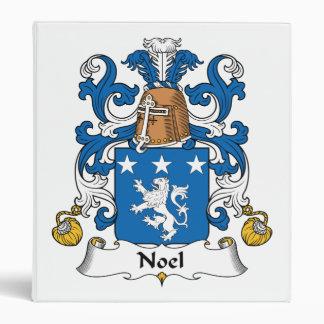 Escudo de la familia de Noel