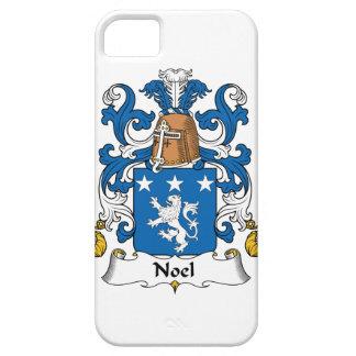 Escudo de la familia de Noel iPhone 5 Case-Mate Cárcasas