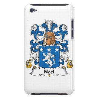 Escudo de la familia de Noel iPod Touch Case-Mate Cobertura
