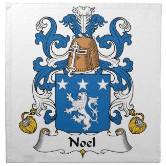 Escudo de la familia de Noel Servilleta De Papel