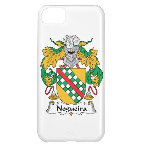 Escudo de la familia de Nogueira Funda Para iPhone 5C