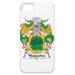 Escudo de la familia de Nogueira iPhone 5 Protectores
