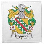 Escudo de la familia de Nogueira Servilleta