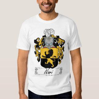 Escudo de la familia de Nori Camisas