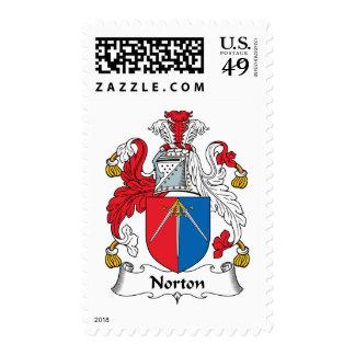 Escudo de la familia de Norton Envio
