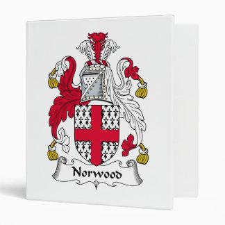 """Escudo de la familia de Norwood Carpeta 1"""""""