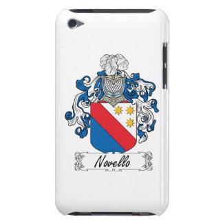 Escudo de la familia de Novello iPod Case-Mate Cobertura