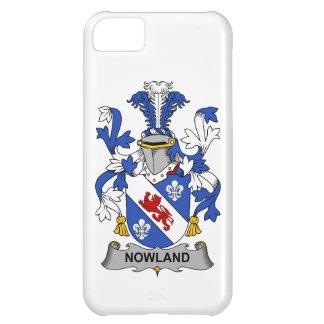 Escudo de la familia de Nowland