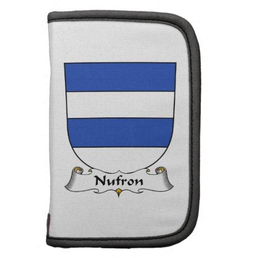 Escudo de la familia de Nufron Planificadores