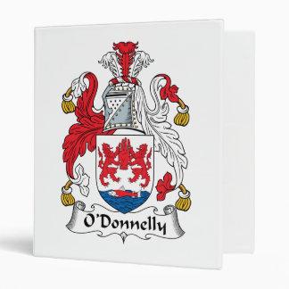 Escudo de la familia de O Donnelly