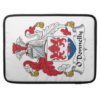 Escudo de la familia de O Donnelly Fundas Macbook Pro