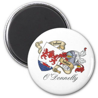 Escudo de la familia de O Donnelly Iman De Nevera